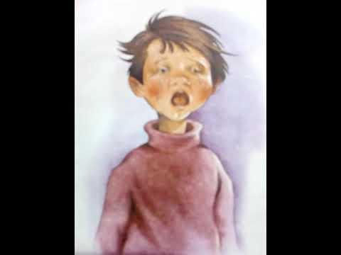 Иллюстрация к сказке Федотка