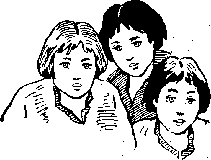 Иллюстрация к сказке Три брата